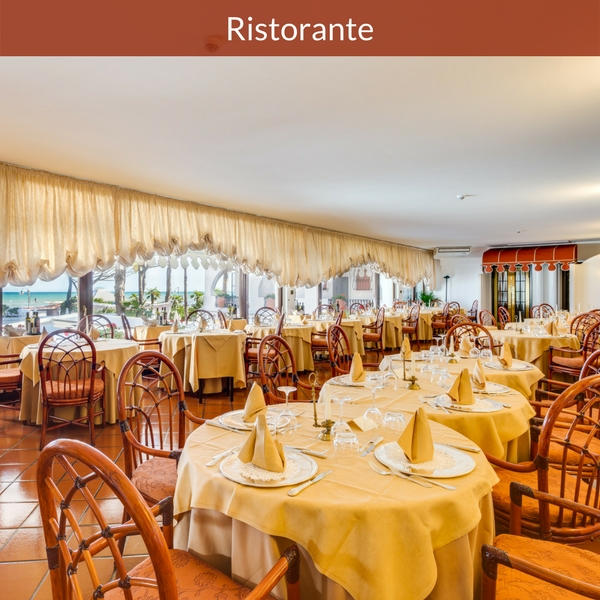 Hotel 3 stelle con ristorante