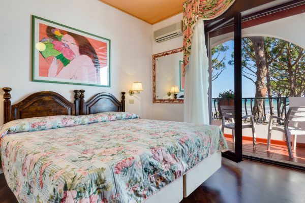 3-star hotel with sea view in Jesolo